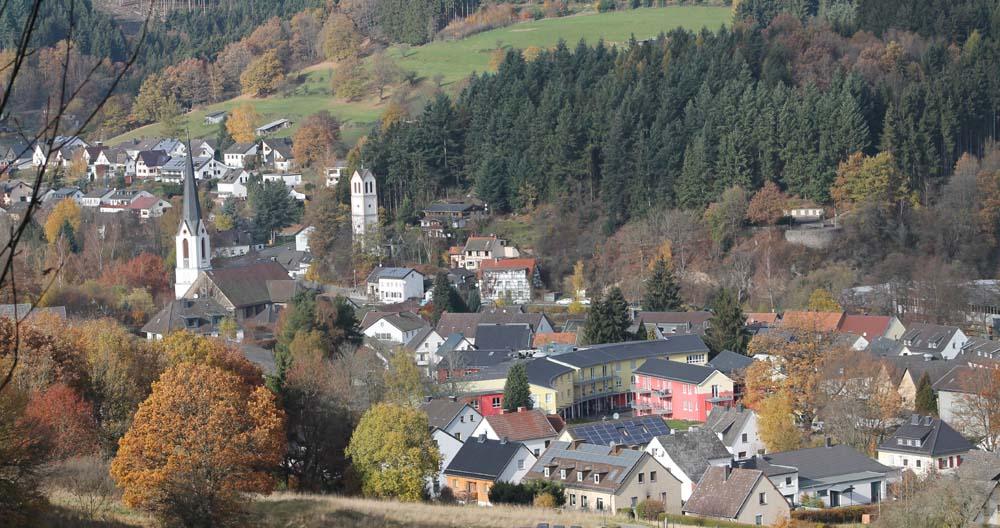 Hellenthal Eifel