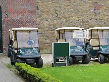 Golf Eifel - Haus Kambach Club Car