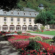Wellness Eifel - Kurgarten Bad Bertrich
